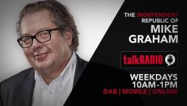 talkRadio with Mike Graham